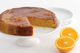 Flour less Orange Cake