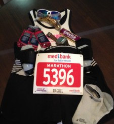 My Marathon Experience