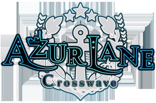 Azur Lane Crosswave Logo