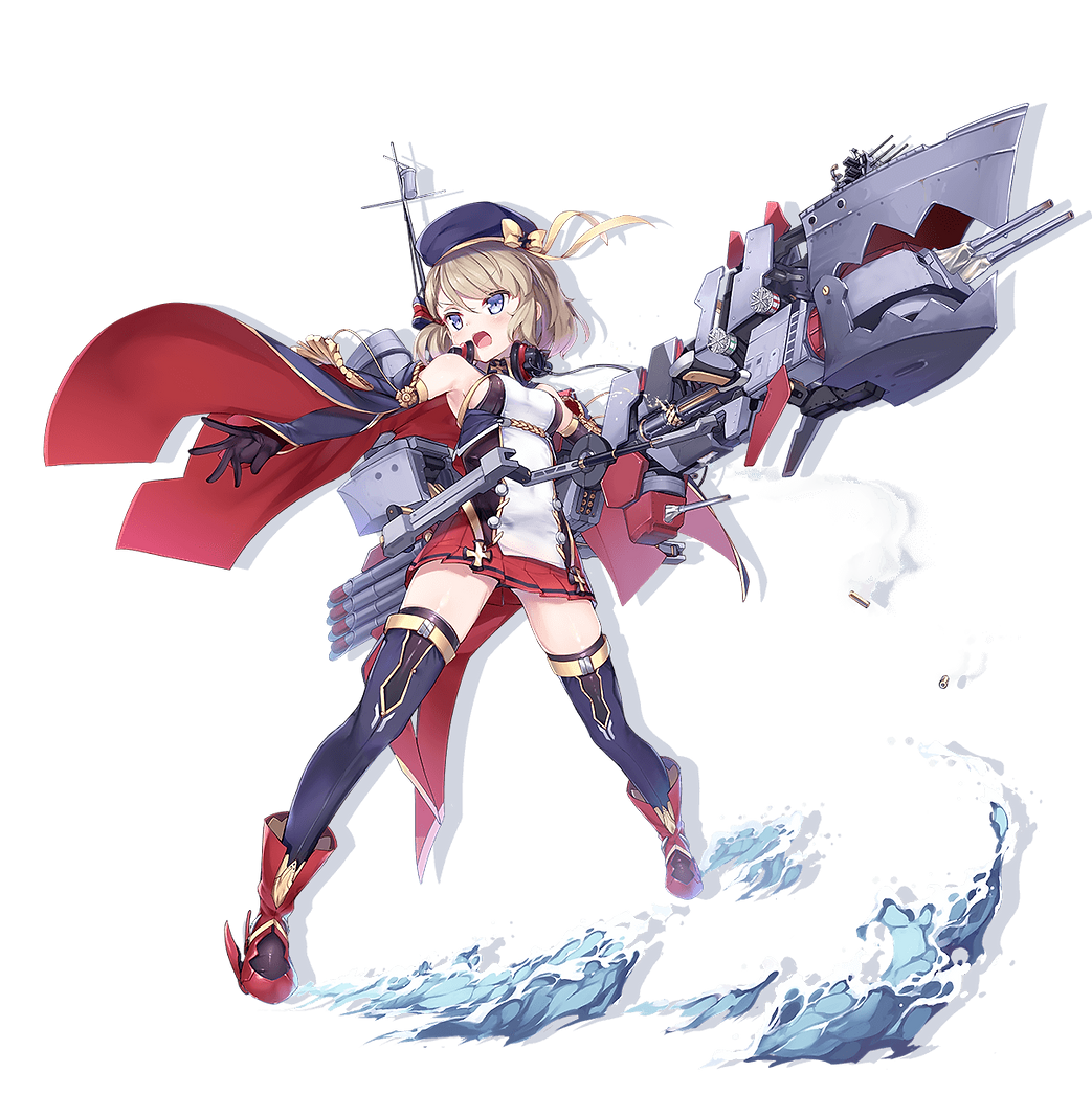 Azur Lane crosswave Z23