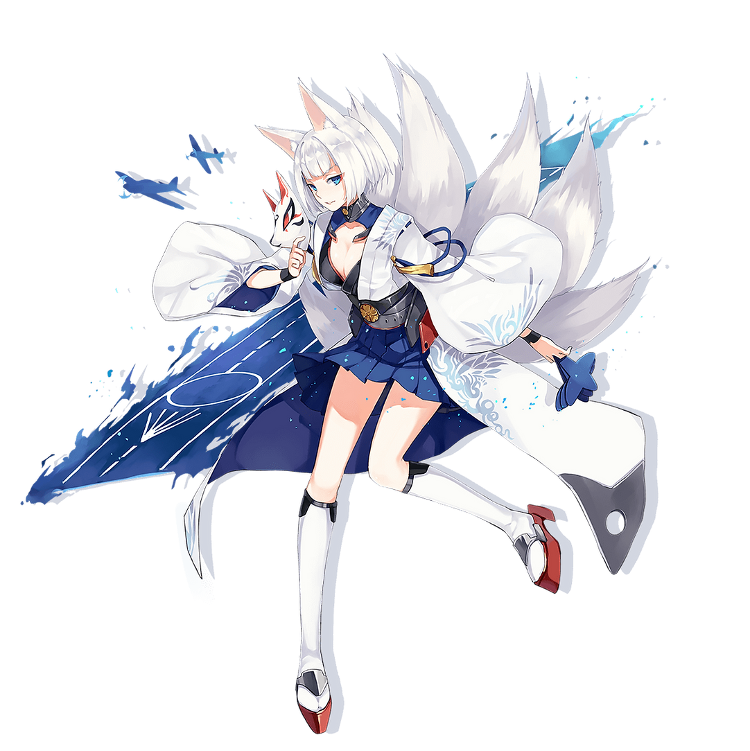 Azur Lane Crosswave Kaga