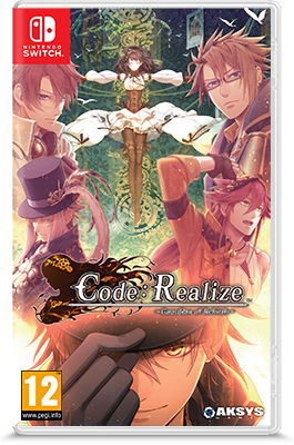 Code Realize Guardian of Rebirth Box