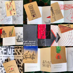 Various Drawings by Alex Royer
