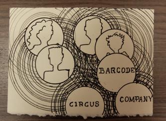 Barcode Circus Company by Eve Bigel