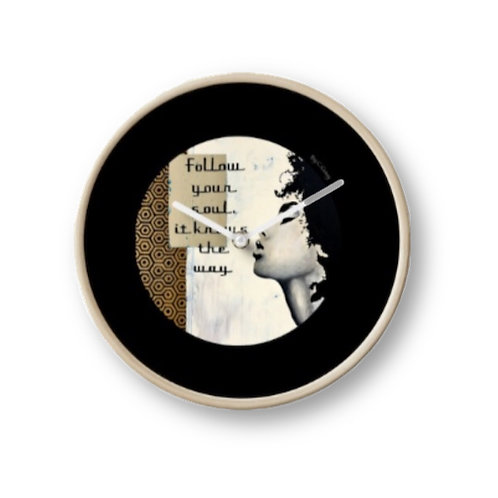 Follow your soul - La pendule