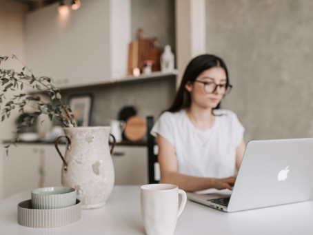 10 Tips For Staying Productive While Working From Home