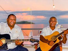 Crew Blue Lagoon Cruises