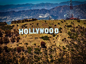 Los Angles, Hollywood Sign