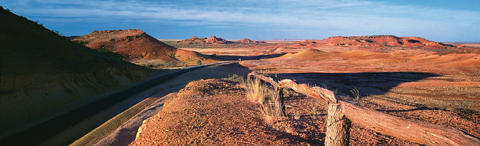 Outback Landscape, Boulia © Tourism and Events Queensland