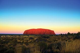 Uluru Sunrise, AAT Kings