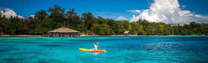 Kayaking - Fatboys Resort