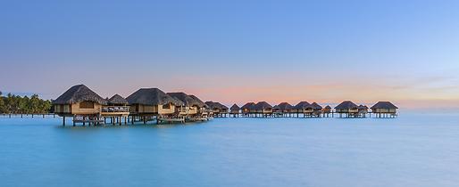 Le Tahaa Island Resort © Stephane Mailion