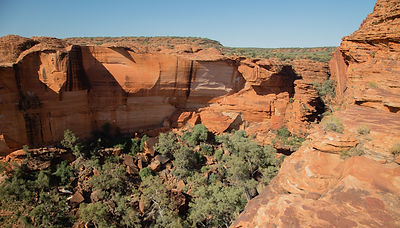 Kings Canyon © Real Adventure Group