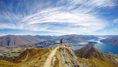 Roys Peak, Wanaka - Stray