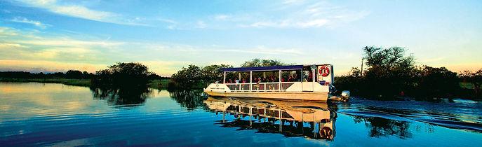 AAT Kings, Yellow Water Cruise