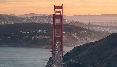 Golden Gate Bridge, San Francisco © Topdeck