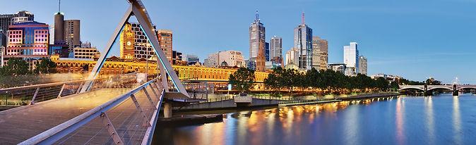 Yarra River Melbourne, AAT Kings
