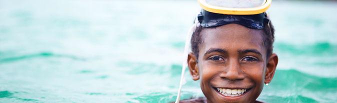 Vanuatu Boy, Port Vila © David Kirkland