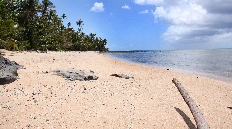 Papageno Resort, Beach, Kadavu Island, Fiji, Reisen