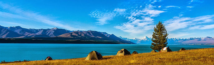 Lake Pukaki Camp - Flying Kiwi