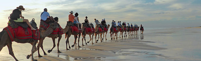 Cable Beach Broome - Adventure Tours