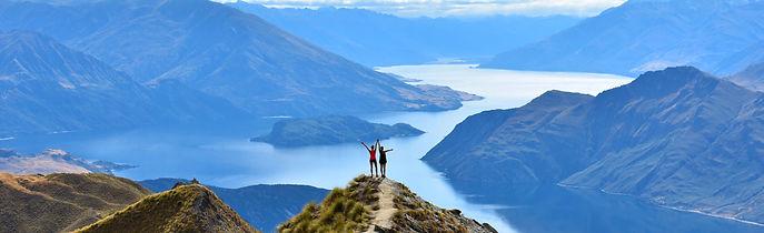 Stray NZ - Mt Roy Wanaka