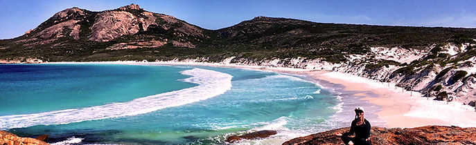 Lucky Bay, Cape Le Grand Nationalpark - Real Adventure Group