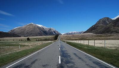 Arthurs Pass © Tourism New Zealand