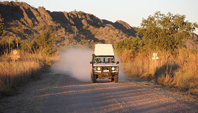 4WD in the Kimberleys - Adventure Tours