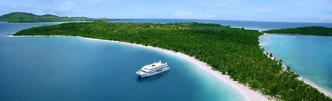 Fiji Princess, Nanuya Island