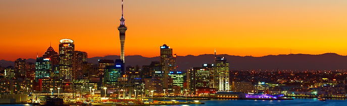 Auckland City © Chris McLennan