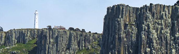 Tasman Island © Tourism Tasmania & Kathryn Leahy