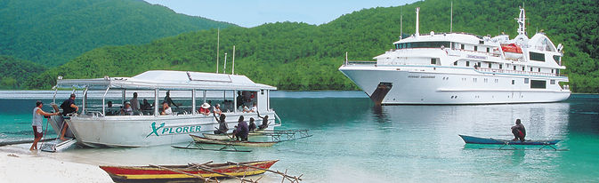 Coral Expeditions, Coral Discoverer, Solomon Islands