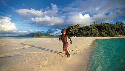 Boy on the Beach © Kirklandphotos.com