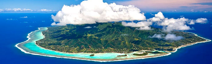 Rarotonga © David Kirkland
