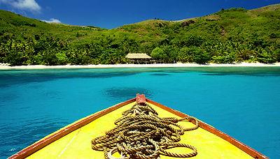 Fiji Beach © Real Adventure Group
