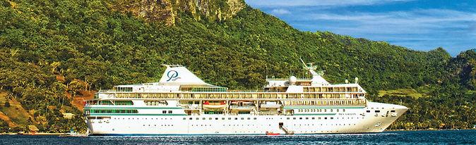 Paul Gauguin Cruises in Moorea