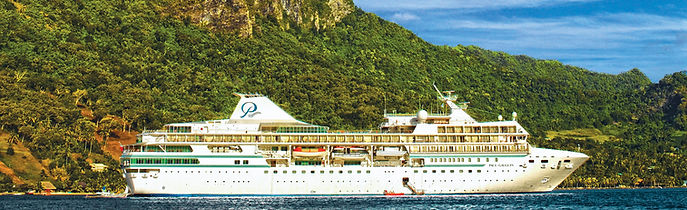 Paul Gauguin Cruises in Moorea