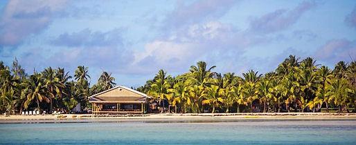 Beachfront © Aitutaki Village