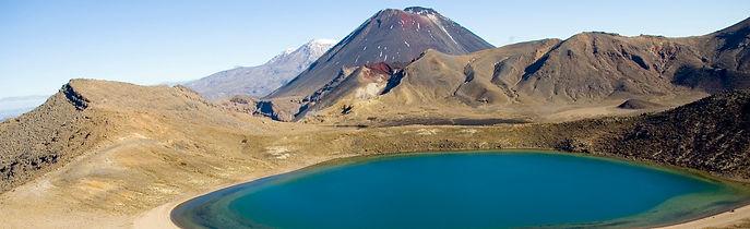 Blue Lakes Lakes, Tongariro Nationalpark © Destination Lake Taupo