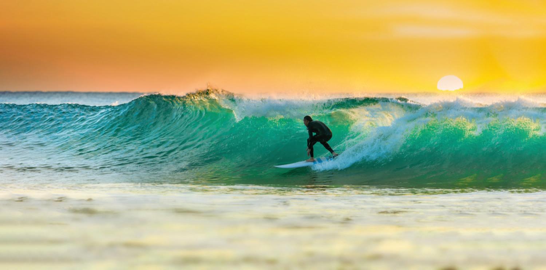 Surfen - Topdeck