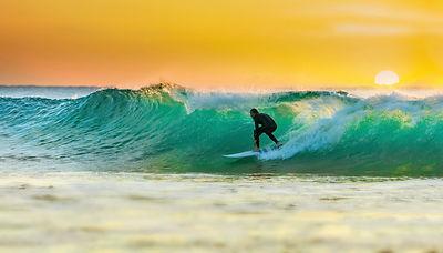 Surfen in Australien © Topdeck