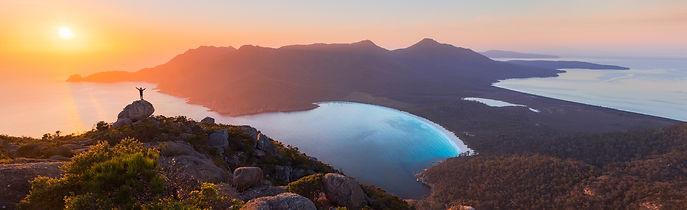 Wineglass Bay © Daniel Tran