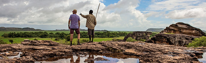 Nadab Lookout Ubirr © Shaana McNaught- Tourism NT