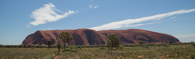 Ayers Rock © Real Adventure Group