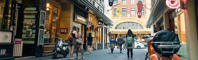 Degraves Street, Melbourne © Visit Victoria