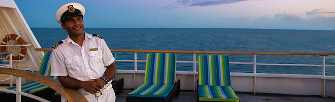 Officer B Deck © Captain Cook Cruises