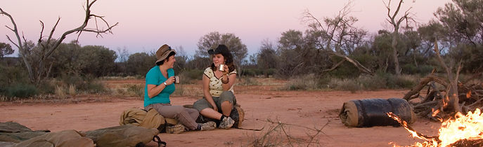 Outback Camp - Adventure Tours