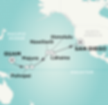 Pacific Island Paradise - Crystal Cruise
