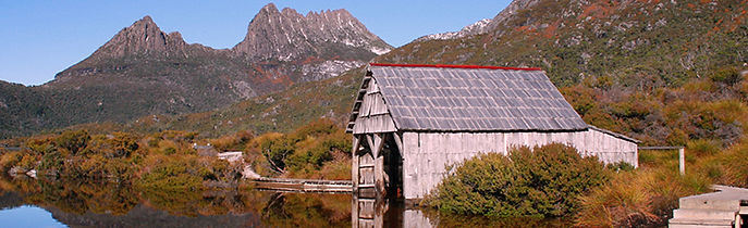 Cradle Mountain Nationalpark - Real Adventure Group